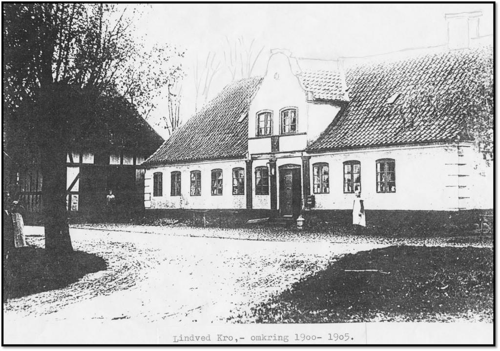 Den gamle Lindved Kro indtil 1935
