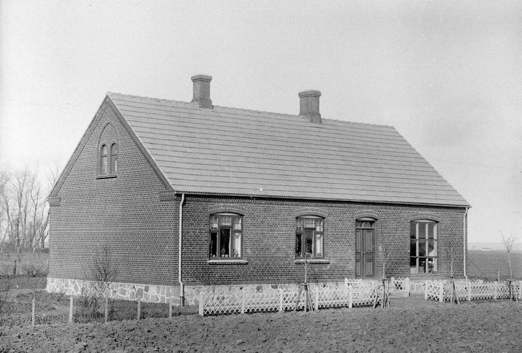 Breinbjergs hus, Skanderborgvej 37