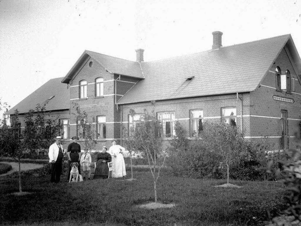 """""""Ørumgaard"""", Skanderborgvej 28"""