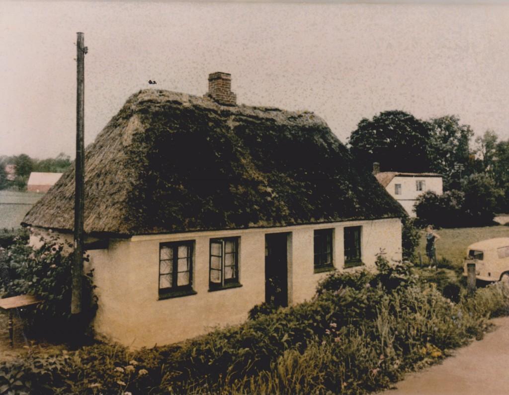 Agersbølvej 14, Herluf Riis' hus